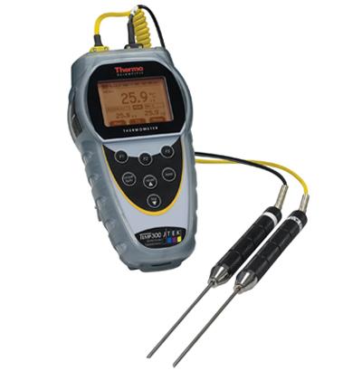 <b>双通道热电偶式温度测量仪</b>