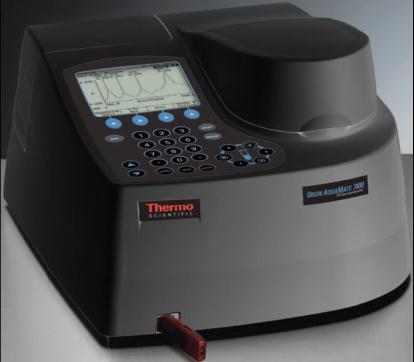 <b>AquaMate 7000 可见分光光度计</b>
