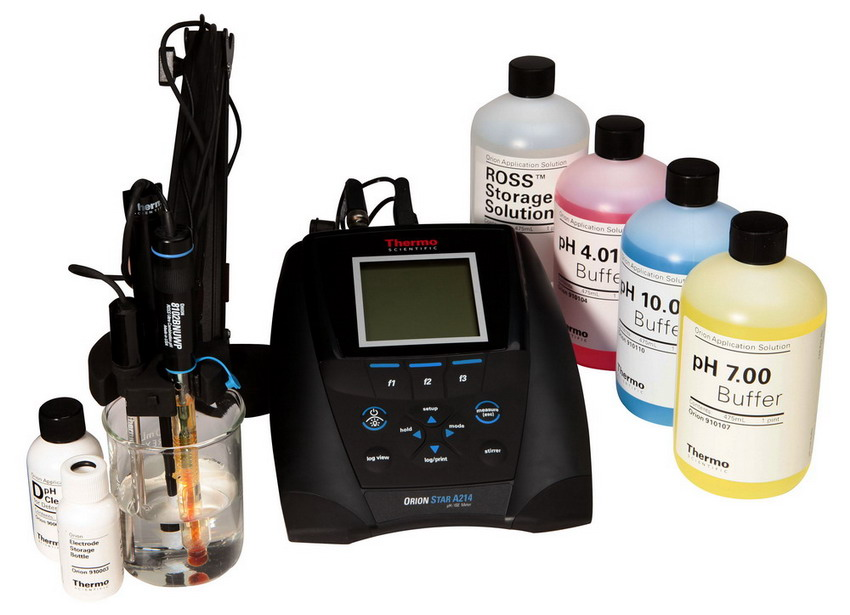 <b>专业型台式pH/lSE离子浓度测量仪</b>